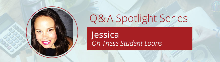 Q&A Spotlight: Oh These Student Loans