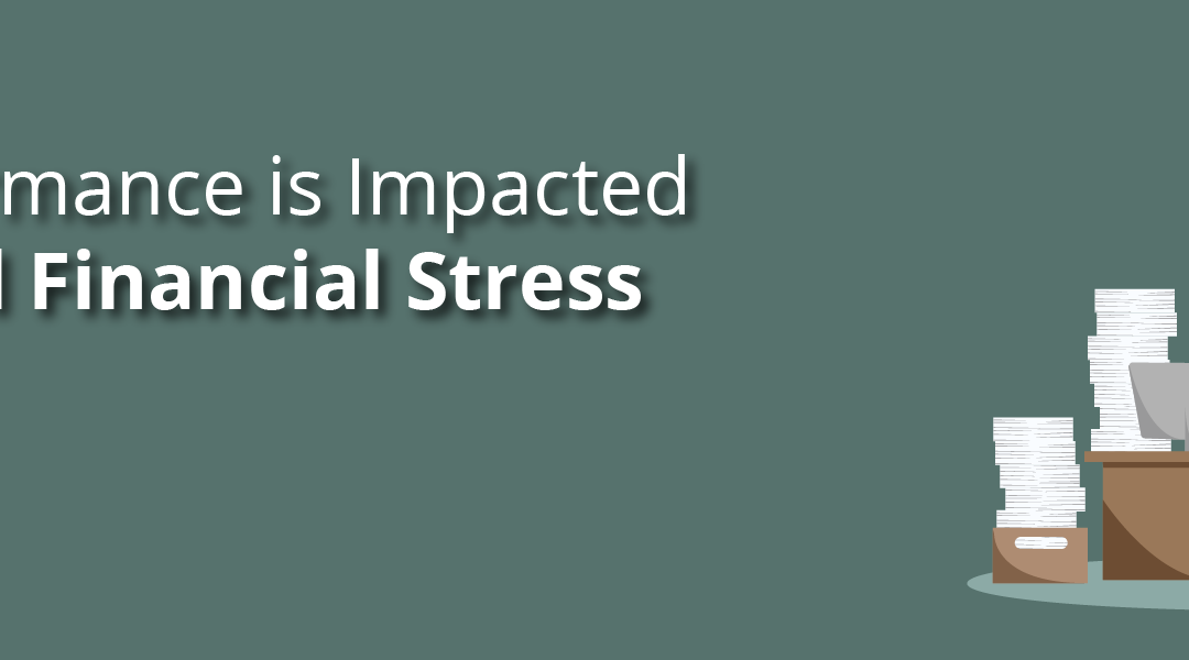 Financial Stress Causing Lost Productivity