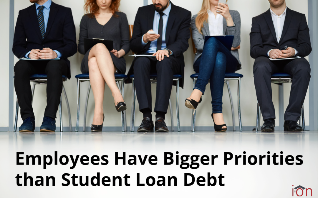 Employees Don't Care About Student Debt