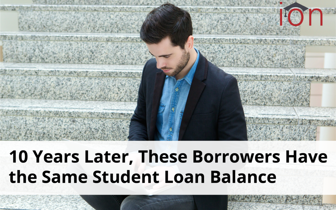 Half of Student Loan Repayers Have Made No Progress