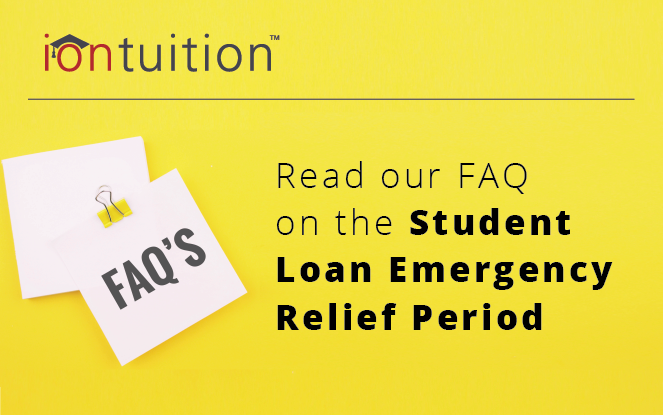 Student Loan Emergency Relief Extended until Sept 30, 2021.