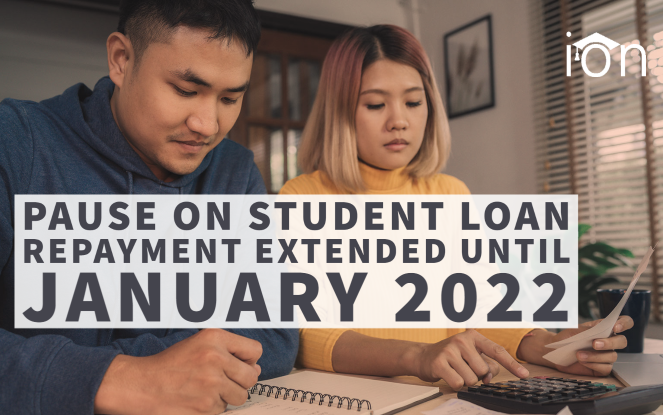 Student Loan Repayment Pause Extended Until January 31, 2022